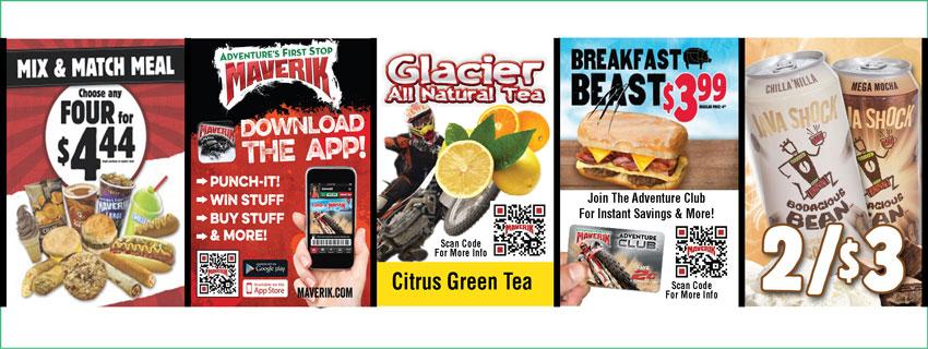 Glacier-Tea-Label-Base